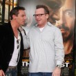 JonathRhys Meyers & Tom Arnold — Stock Photo #13112519