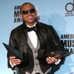 Chris Brown — Stock Photo