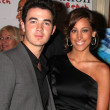 Kevin Jonas & Wife Danielle — Stock Photo #13113597