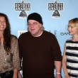 Catherine Keener, Phillip Seymour Hoffman, and Michelle Williams — Stock Photo