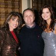 Kate Linder, Michael Maloney, and Heather Tom   — Stock Photo