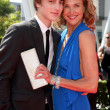 Zak Henri, Brenda Strong — Stock Photo