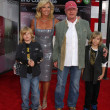 Постер, плакат: Tony Scott and Family