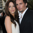 Kate Beckinsale and Len Wiseman — Stock Photo #13118591