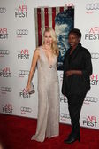 Naomi Watts, Jacqueline Lyanga — Stock Photo