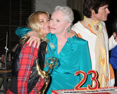 Katherine Kelly Lang & Susan Flannery — Stock Photo