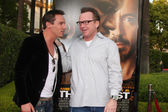 Jonathan Rhys Meyers & Tom Arnold — Stock Photo