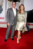 Tom Hanks & Rita Wilson — Stock Photo