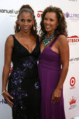 Holly Robinson Peete, Vanessa L. Williams — Stock Photo