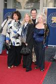 Lainie Kazan, Diane Ladd, Joe Bologna, and Renee Taylor — Stock Photo