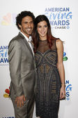 Ethan Zohn, Jenna Morasca — Stock Photo