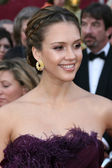 Jessica Alba — Stock Photo