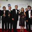 Stock Photo: Homeland Producers including Howard Gordon