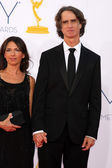 Susanna Hoffs, Jay Roach — Stock Photo