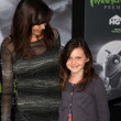 Catherine Bell and daughter — Stock Photo #13244934