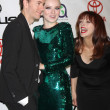 Tyler Shields, FrancescEastwood, Frances Fisher — Stock Photo #13366819
