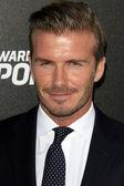 David Beckham — Stock Photo