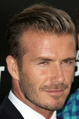 David Beckham — Stock Photo