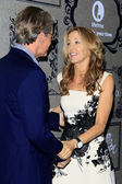 Felicity Huffman, Kyle MacLachlan — Stock Photo