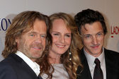 William H. Macy, Helen Hunt, John Hawkes — Stock Photo