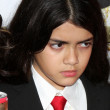 Blanket Jackson — Stock Photo
