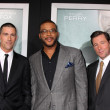 Stock Photo: Matthew Fox, Tyler Perry, Edward Burns