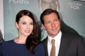 Rachel Nichols, Edward Burns — Stock Photo