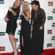 Kathy Hilton, Kim Richards, Kyle Richards — Foto de Stock