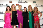 Lisa Vanderpump, Brandi Glanville, Yolanda H. Foster, Kyle Richards, Taylor Armstrong, Adrienne Maloof — Stock Photo