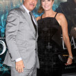 Tom Hanks, Rita Wilson — Foto de Stock