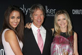 Claudia rosa pfeiffer, michelle pfeiffer, david e. kelley — Foto de Stock