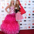 Barbie, Katherine McNamara — Stock Photo