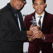 Roy Fegan, Roshon Fegan — Stock Photo