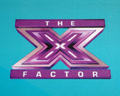 X Factor Symbol — Stock Photo