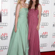 Stock Photo: Elle Fanning, Alice Englert