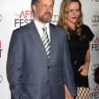 David Costabile, Eliza Baldi — Stockfoto