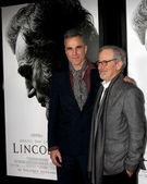 Daniel Day-Lewis, Steven Spielberg — Stock Photo