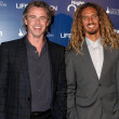 Sam Trammell, Rob Machado — Stock Photo #14742671