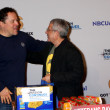 Jon Favreau, Ron Meyer - Stock Photo