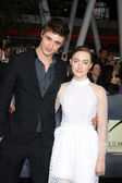 Max Irons, Saoirse Ronan — Stock Photo