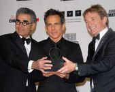 Eugene Levy, Ben Stiller, Martin Short — Stock Photo