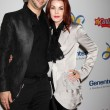 Navarone Garibaldi, Priscilla Presley — Stock Photo #15187461