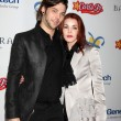 Navarone Garibaldi, Priscilla Presley — Stock Photo #15187507
