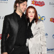 Navarone Garibaldi, Priscilla Presley — Stock Photo