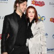 Navarone Garibaldi, Priscilla Presley — Stock Photo #15187563