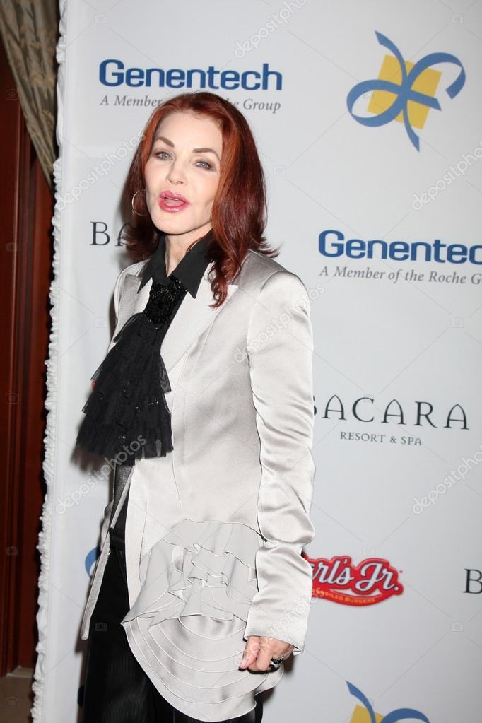 LOS ANGELES - NOV 16: Priscilla Presley arrives for the 11th Annual Celebration of Dreams at Bacara Resort &amp; Spa on November 16, 2012 in Santa Barbara, CA.   Stock Photo #15186661