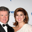 Alan Thicke, Wife — Stock Photo