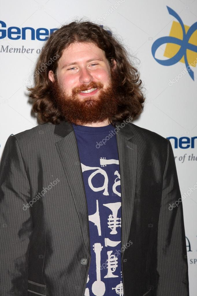 LOS ANGELES - NOV 16: Casey Abrams arrives for the 11th Annual Celebration of Dreams at Bacara Resort & Spa on November 16, 2012 in Santa Barbara, CA. — Stock Photo #15190753