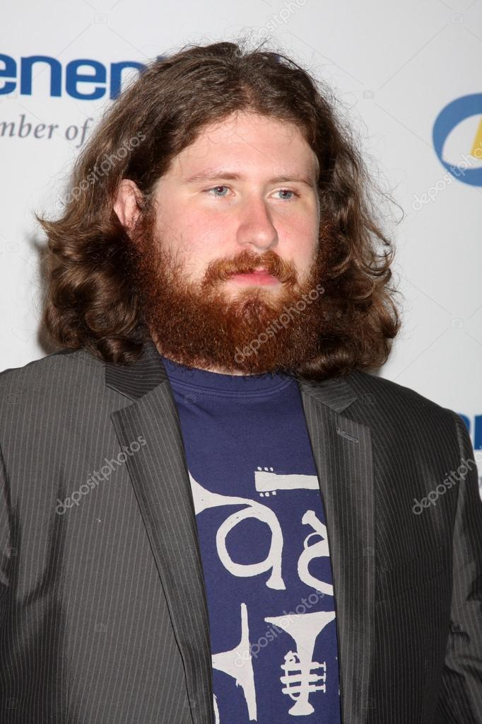 LOS ANGELES - NOV 16: Casey Abrams arrives for the 11th Annual Celebration of Dreams at Bacara Resort & Spa on November 16, 2012 in Santa Barbara, CA. — Stock Photo #15190813
