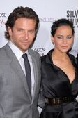 Bradley Cooper, Jennifer Lawrence — Stock Photo